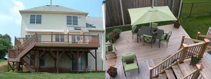 Deck Design: Deck Plans, building decks, Deck Builders, screen