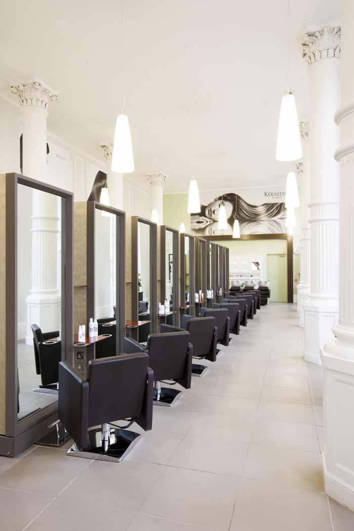 Hair Salon Design Ideas And Floor Plans Meze Blog